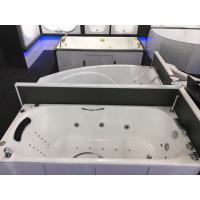 Чугунная ванна с гидромассажем Timo Standard 3V 170x75x46 Delux